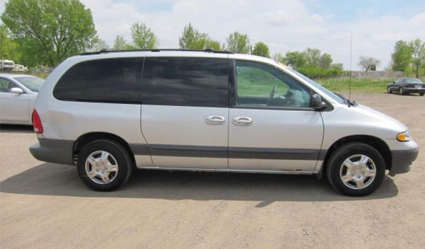 Chrysler Grand Voyager 3.3 2000